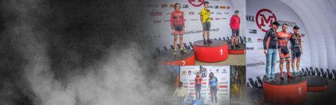 3 miejsca na podium